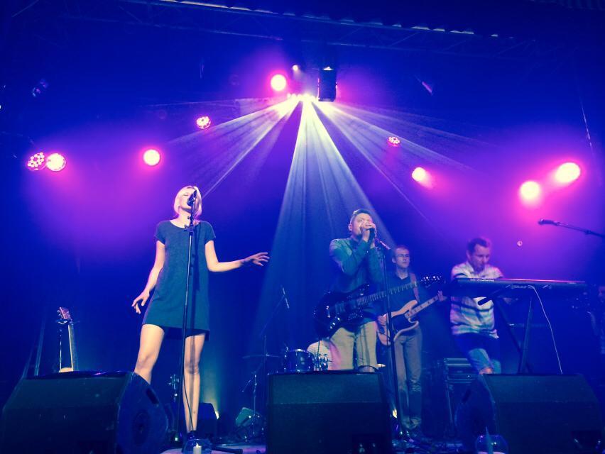 Live at Divan du Monde Paris 2014
