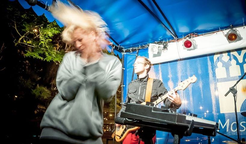 Live at Most Kultury Lublin 2014 (photo: Marcin Pietrusza)