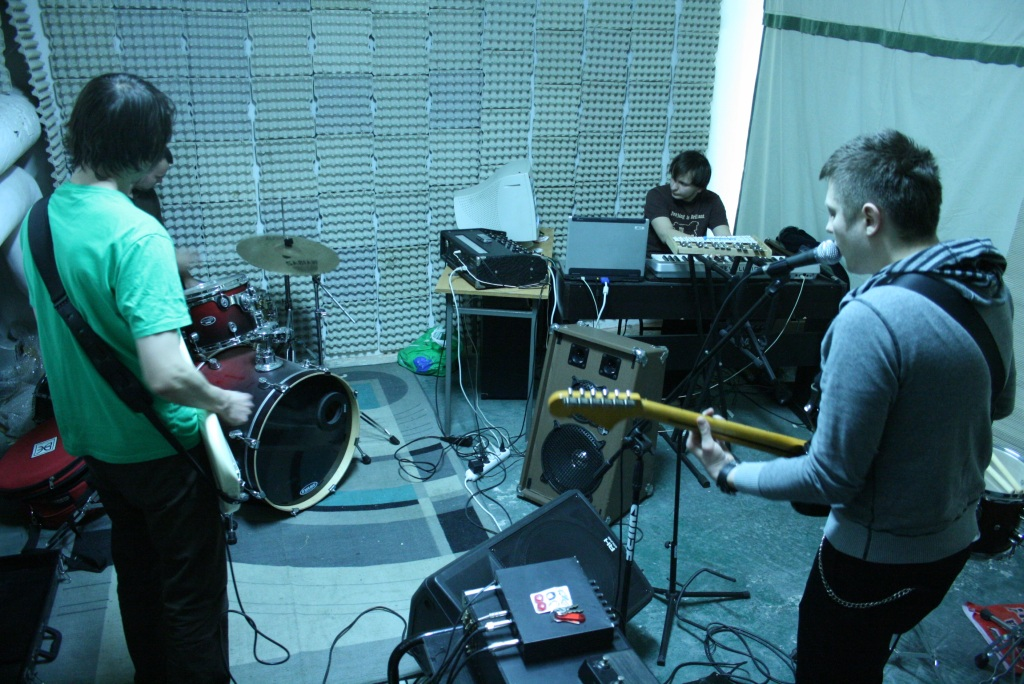Rehearsal 2010 (photo: Kasia Romaniuk)