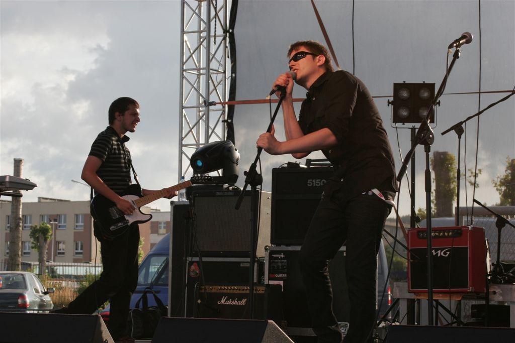 Live at Rafineria Festival Reda 2008