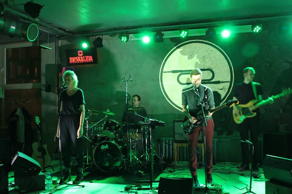 Live in Meskalina Poznań 2015 (fot. Monika Najmoła)