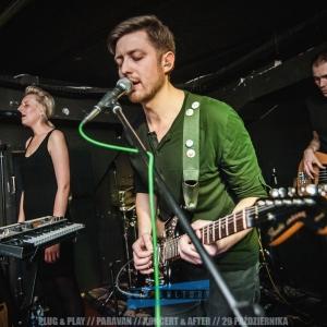 Live at Dom Kultury Lublin 2014 (photo: Robert Grablewski)
