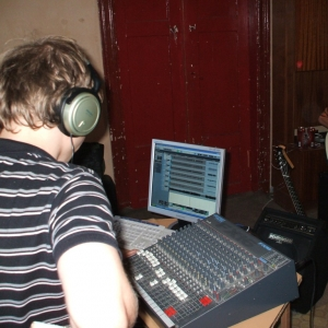 First demo recordings 2007