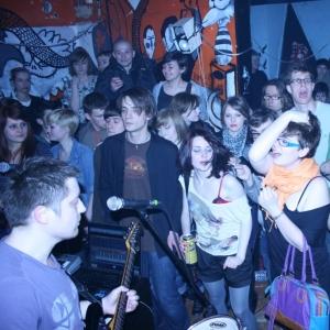 Live at Tektura Lublin 2010 (photo: Magda Majsiej)