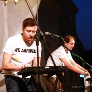 Live at Uruchomucho Warsaw 2014