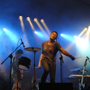 Live at Noc Kultury Lublin 2010 (photo: Magda Majsiej)
