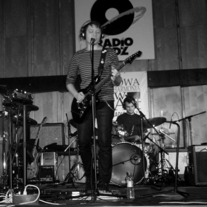 Live at Radio Łódź 2010