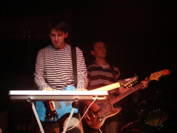 Live at Rejs Rzeszów 2007 (photo: Magda Sudoł)