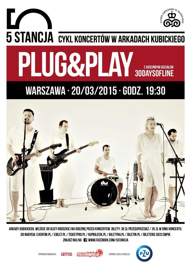 PlugPlay+++5stancja+plakat